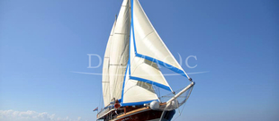 Sailing boat Secret of the Sea - Gulets Croatia - dalmagic-cruise.com