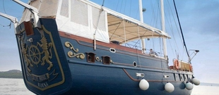 Gulet Blue Nose - Gulets Croatia - dalmagic-cruise.com