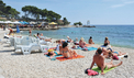 The closest beach in Split- Kasuni - dalmagic-cruise.com